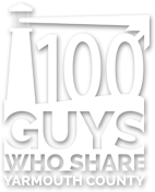 100 Guys Who Share - Yarmouth County